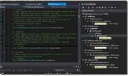 用cefsharp(webkit内核)浏览器替代webbrowser采集页面数据