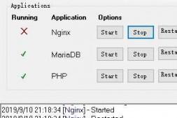 Wnmp-3.2.2.exe无法启动nginx服务问题处理