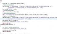 java web项目备份以及恢复mysql数据库数据的问题