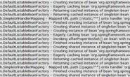 怎么样去掉tomcat启动打印巨多DEBUG信息