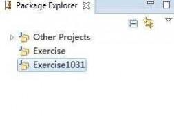 Eclipse working set里的项目文件不见了!求帮看下
