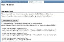 JavaEE jsp连接数据库