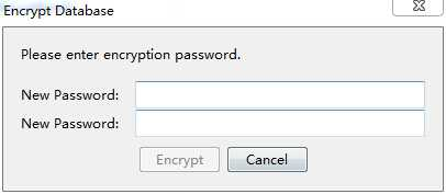 file is encrypted or is not a database