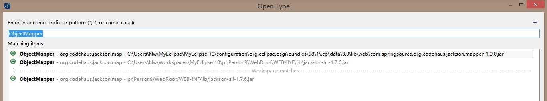 用jackson的ObjectMapper方法 InvocationTargetException