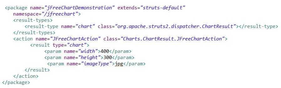 ssh中使用jfreechart报错,贴上代码求指错~
