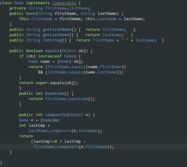 有关泛型以及collections.sort()方法的问题