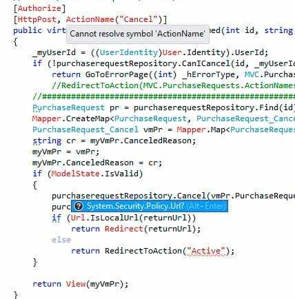 Resharper提示 can not resolve symbol xx 编译正常显示红色