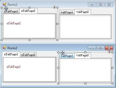 自定义控件在模态设计下点击事件