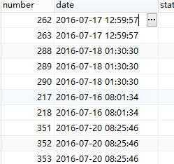 mysql datetime格式导出excel后 怎么样设置其格式