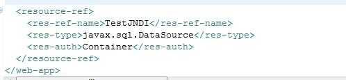 jsp怎么设置连接池