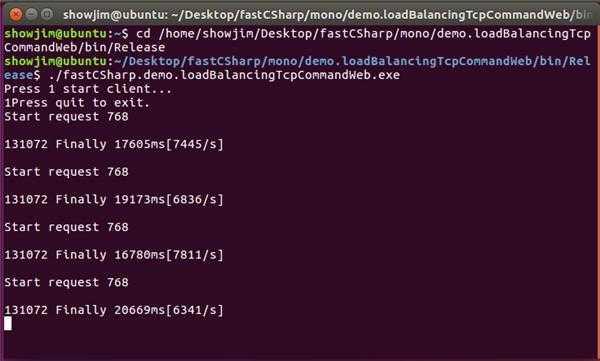 为什么Linux+MONO性能这么差