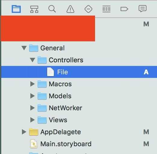 在xcode7.2下创建新文件直接出现一个file,而没有选择界面?怎么回事,满地打滚求指导释