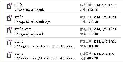 """wireshark在windows环境下编译时出现的can't find """"stdio.h""""的问题怎么解决"""