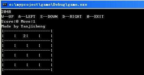 本人写的2048的C语言小程序,可是就是编译不了,求赐教