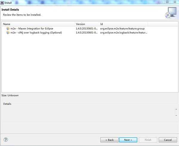 m2eclipse安装成功并且重启eclipse,File—》New—》Other没有看到maven项目,wi