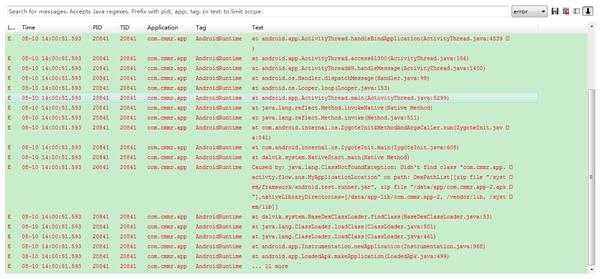 ClassNotFoundException,搜索了好久试了好多解决办法,但是问题还是没有解决