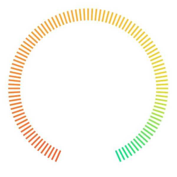 Android画布(Canvas)之- 圆环,利用Path切除一个扇形,形成一段圆弧效果