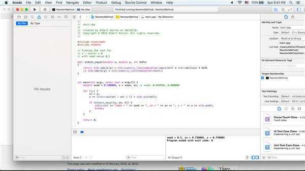 C语言迭代程序改错