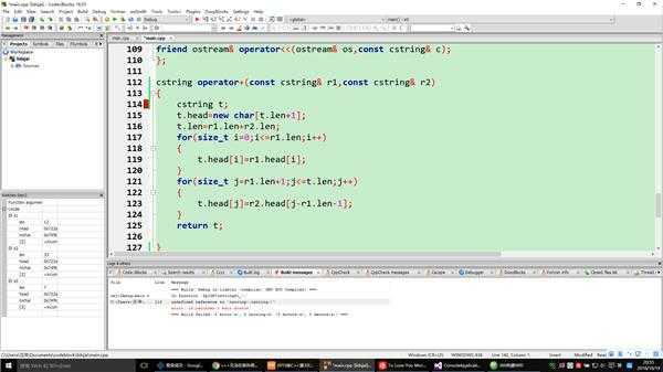 为什么在类外的重载+函数中不能定义该类对象