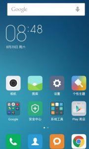 小米红米手机线刷国际版miui_global卡在检查网络